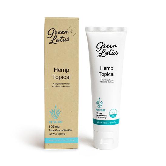 CBD Cream Topical Restore