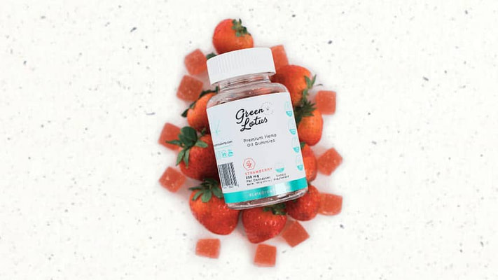 New CBD-Infused Gummies! 100% Organic, Vegan and Delicious